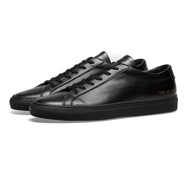 Achilles Low Black