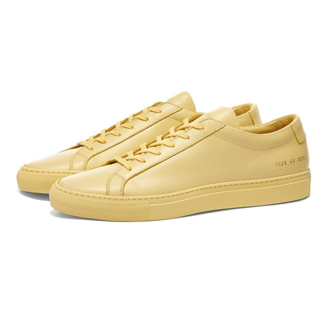 Achilles Low Yellow
