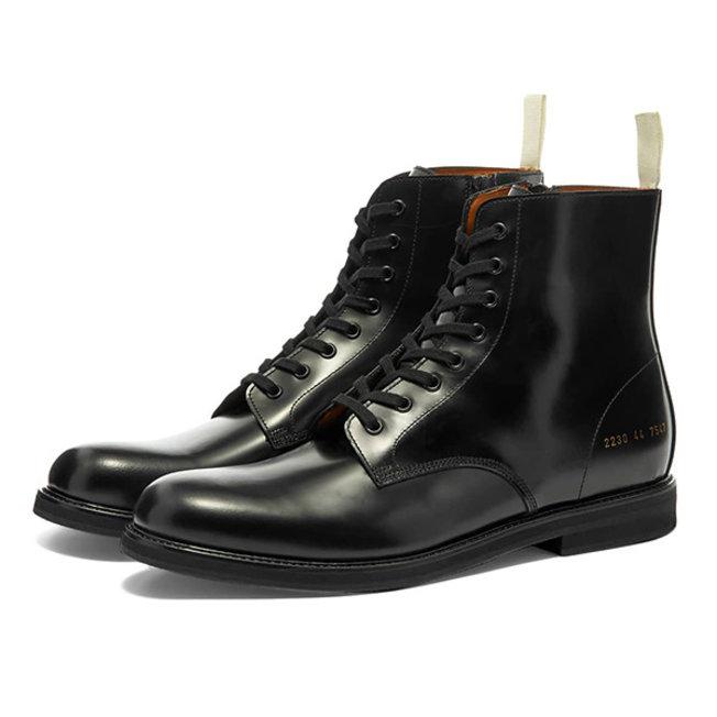 Standard Combat Boot Black