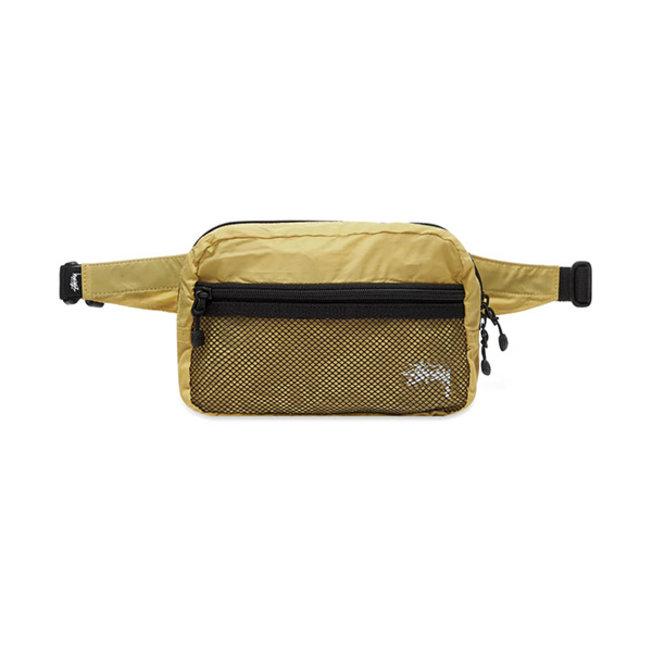 Light Weight Waist Bag Gold