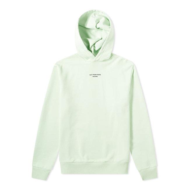 NFPM Hoodie Pastel Green
