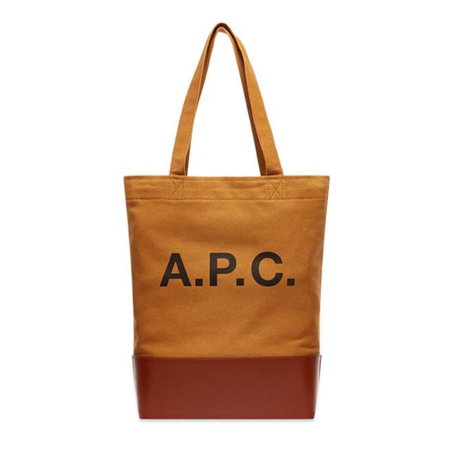 Axel Shopping Bag Camel