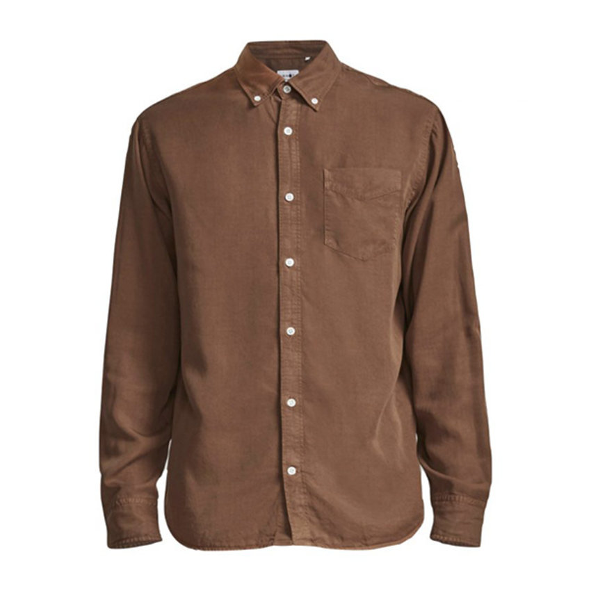 NN07 Levon Shirt 5969 Canela Brown