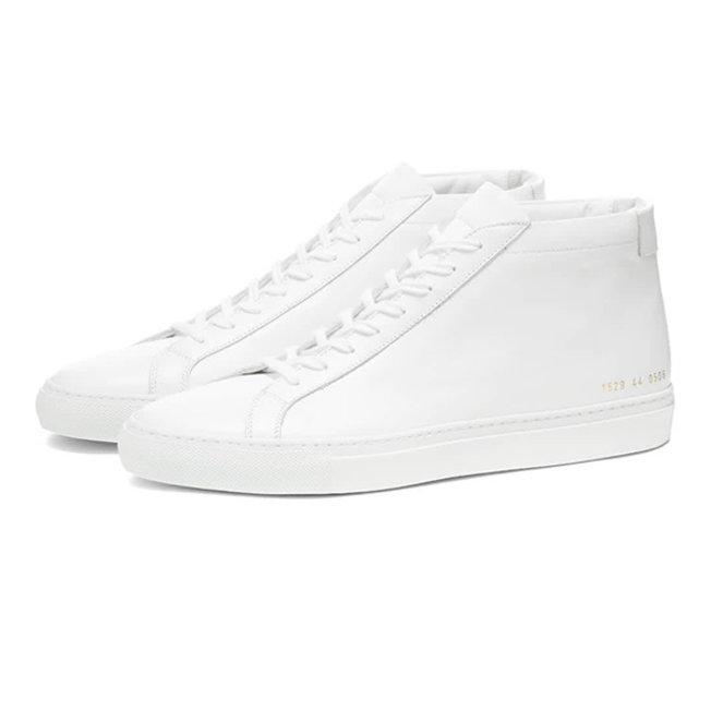 Achilles Mid High 0506 White