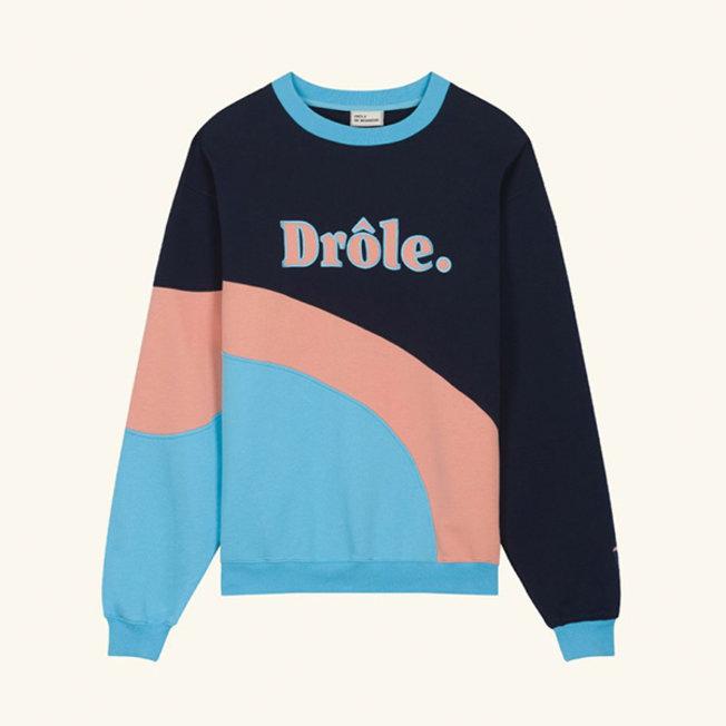 Drôle Sweatshirt Multi