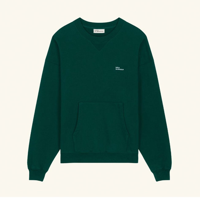 Classic Sweatshirt Green