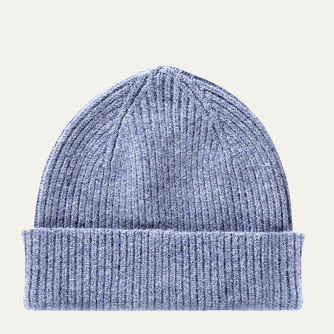 Le Bonnet Beanie Washed Denim