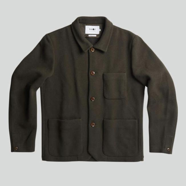 Ben Blazer 8416 Wool Army