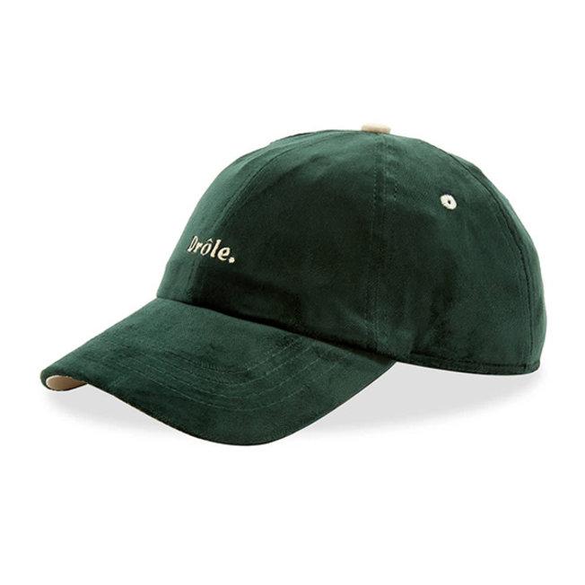 DDM Drole Velvet Cap Green