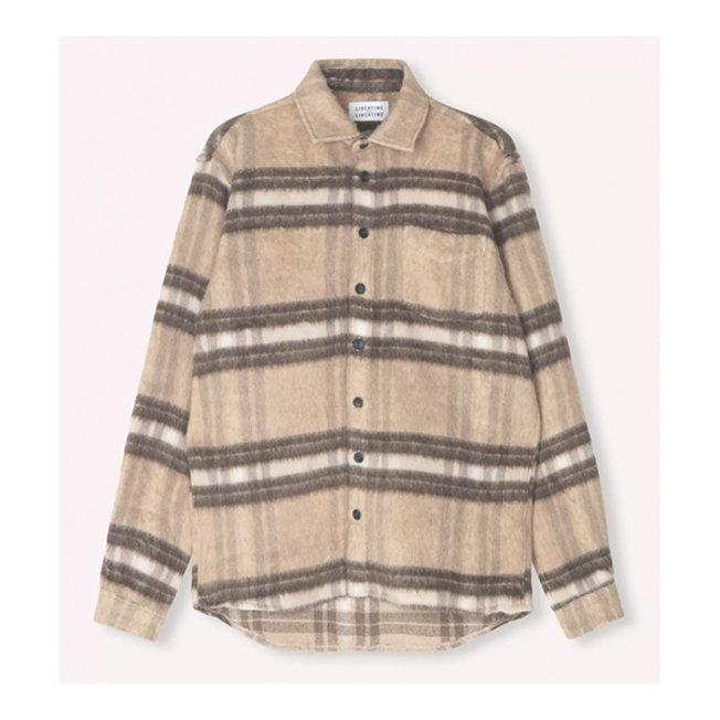 Miracle Shirt 2008 Light Brown Check