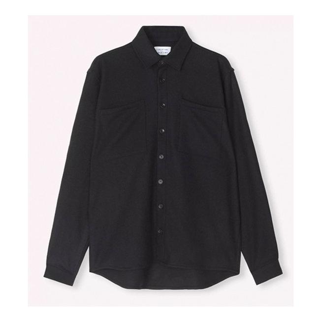 Novel 1951 Shirt Black Twill