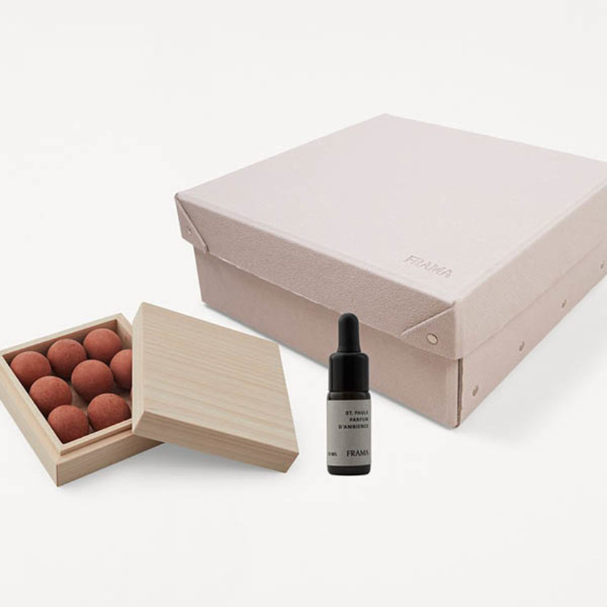 FRAMA Apothecary Gift Box: From Soil to Form + St. Pauls Oil