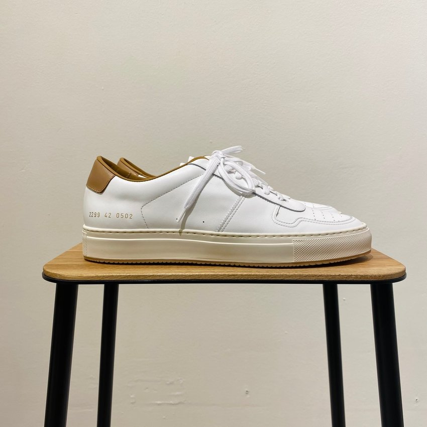 Common Projects Bball '90 2299 White/Tan