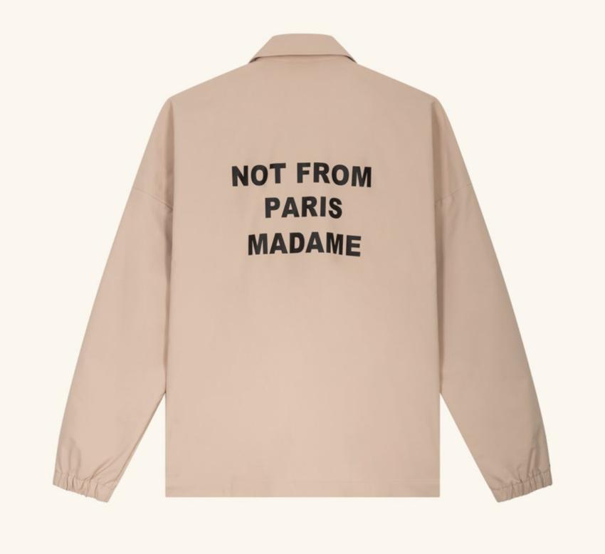 Drole De Monsieur NFPM Jacket Beige