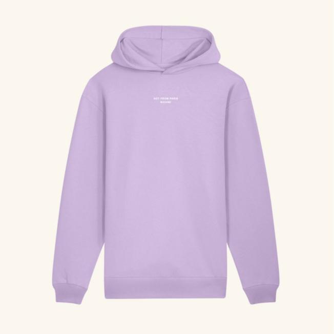 NFPM Hoodie Purple