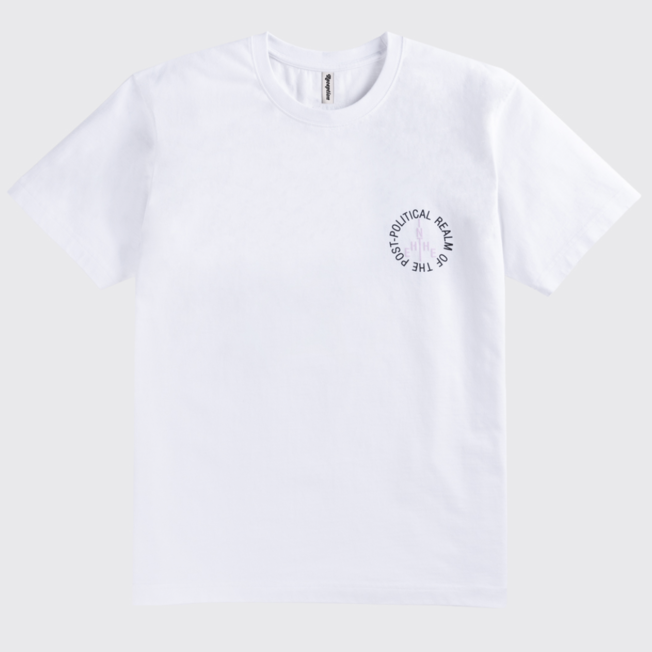 SS Tee In The Realm White