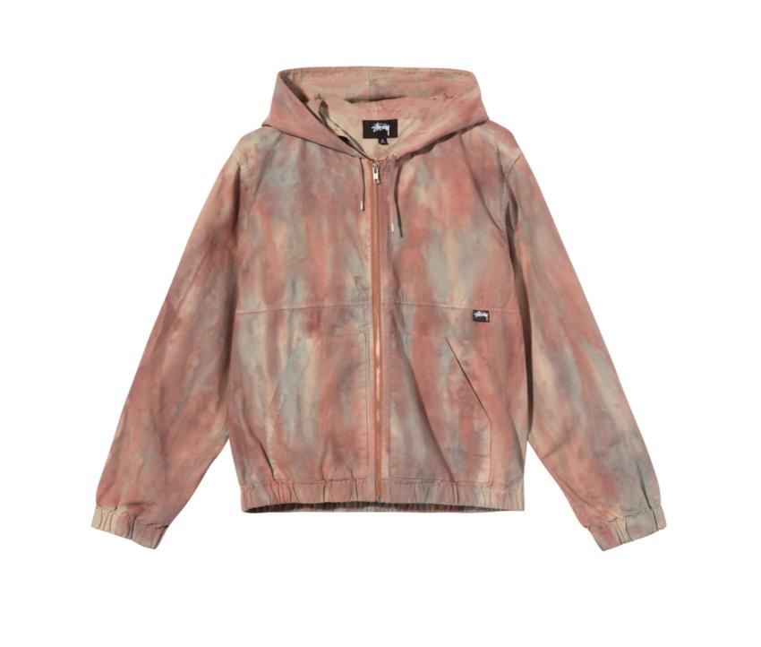 Stussy Dyed Worker Jacket