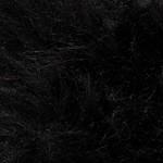 Bont langhaar zwart