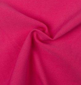 Tricot stof Fuchsia