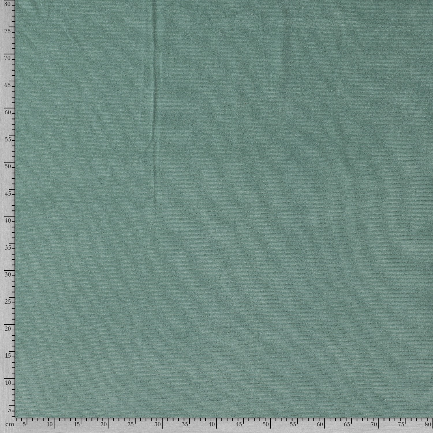 Nooteboom Textiles Tricot Big Corduroy Mint