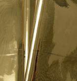Imitatieleer Bekleding Shiny Gold