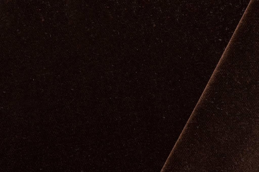 Fluweel bruin