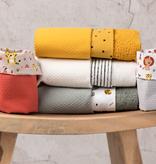 Toff Designs Cotton Jacquard Terra