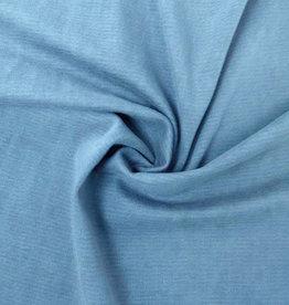 Knitted Denim Stretch Light Blue