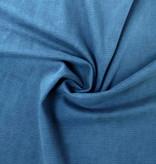 Knitted Denim Stretch Blue