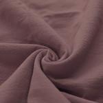 Washed Cotton Uni / Effen Oud Mauve