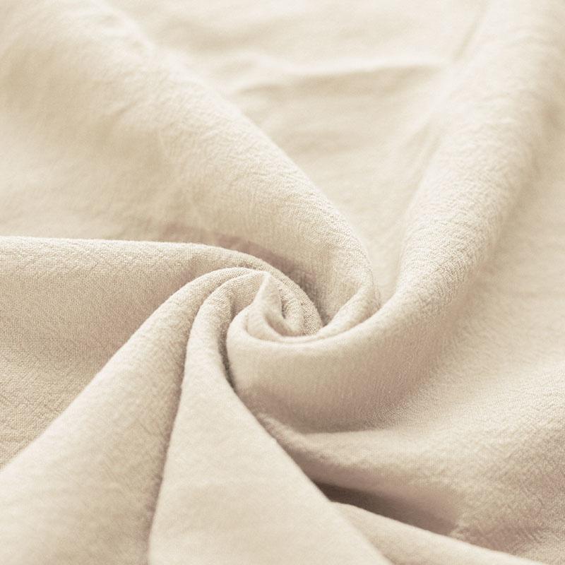 Washed Cotton Uni / Effen Naturel