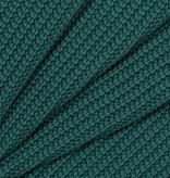 Gebreide stof, Big Knit Cable Petrol