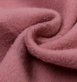 Fleece Katoen Sheepskin Oud  Roze