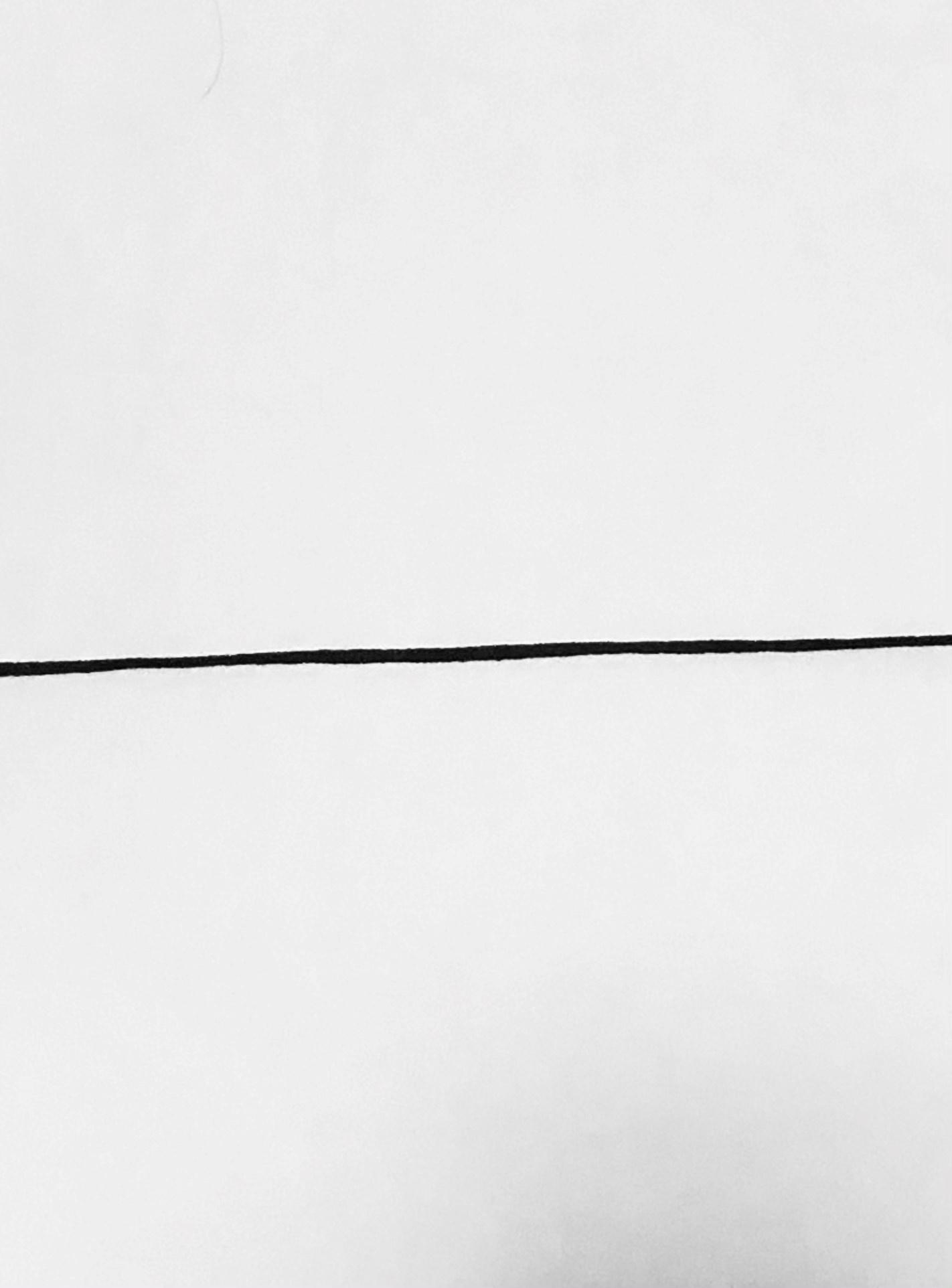 Elastiek Rond 3 mm Zwart