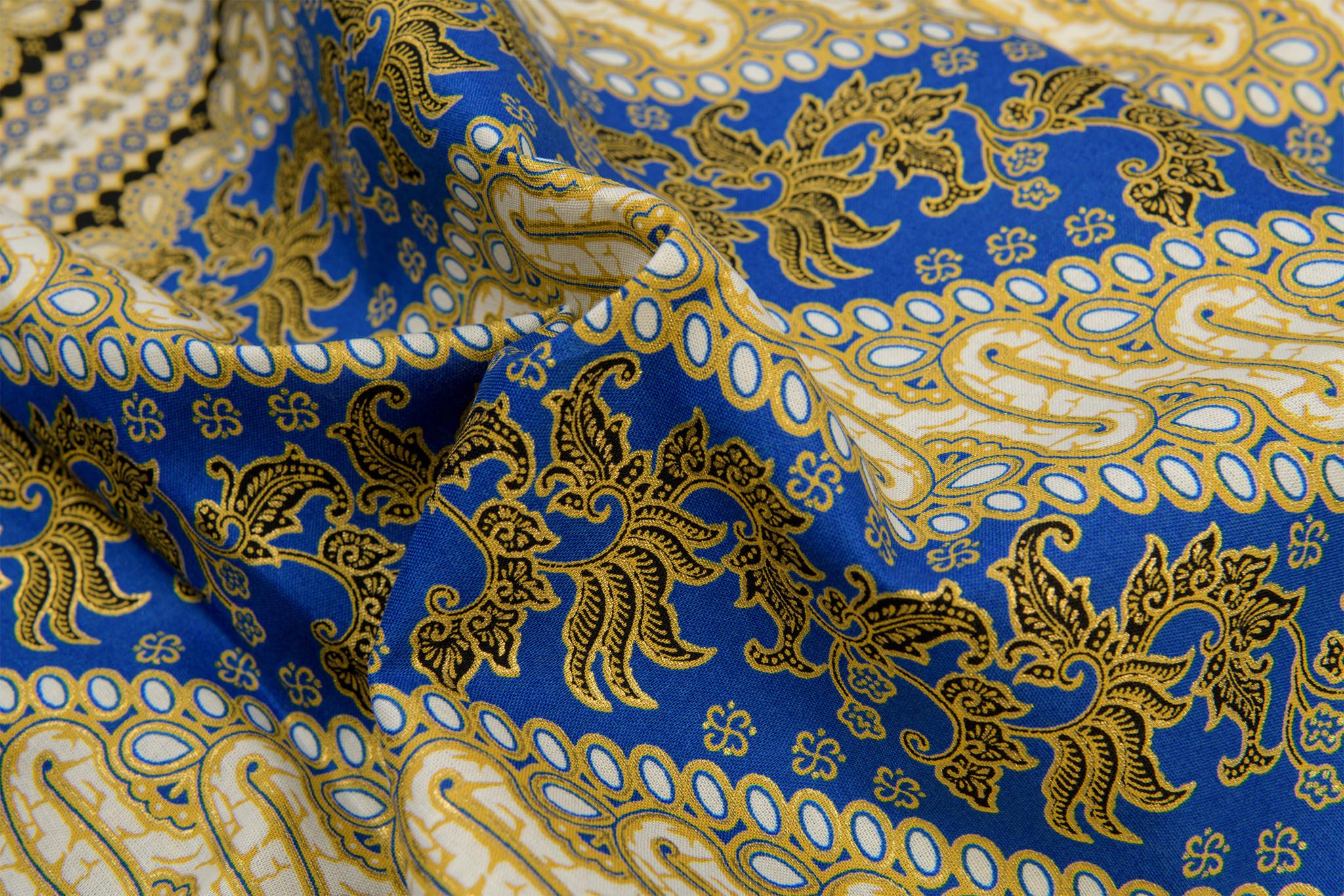 Batik Stof 40