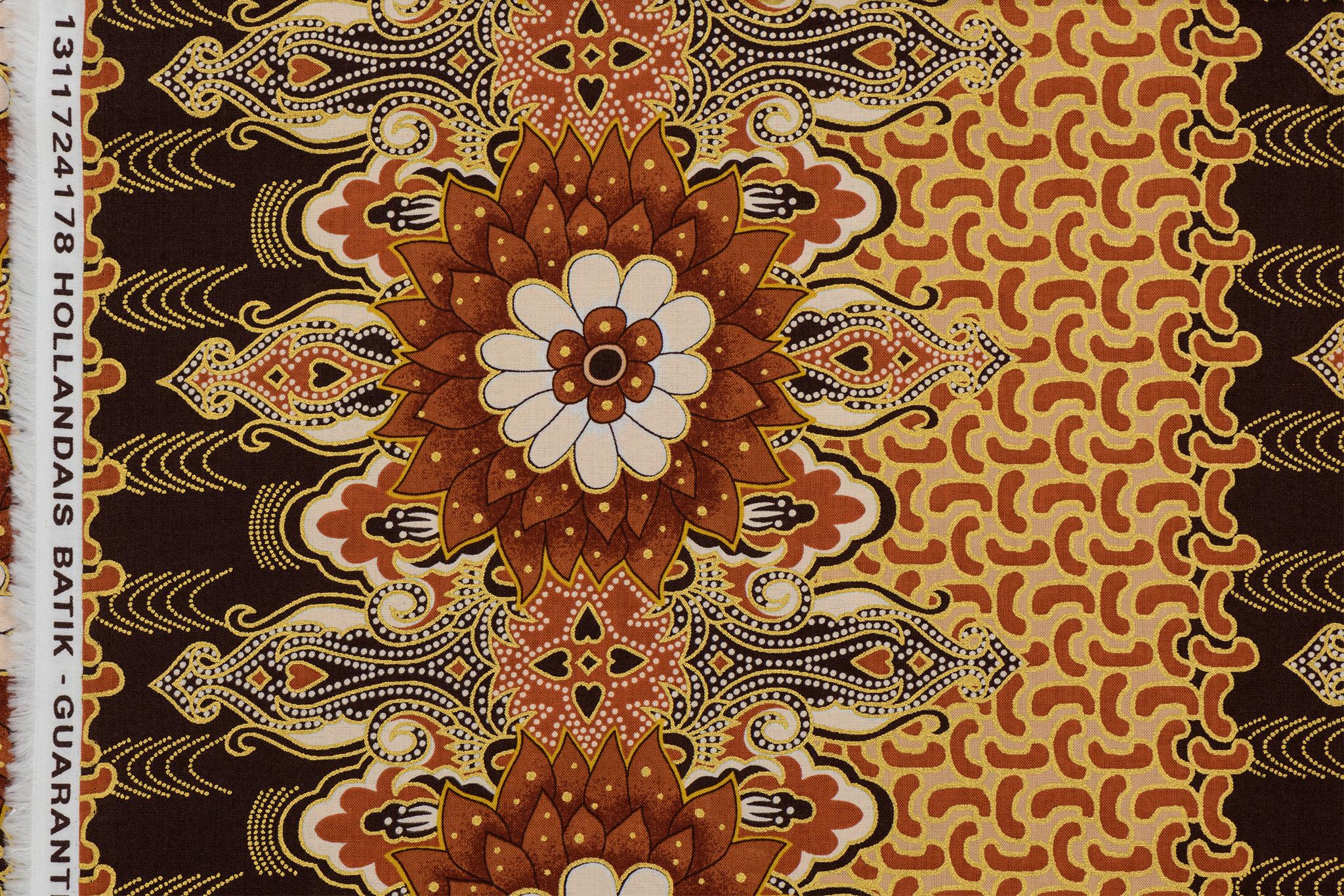 Batik Stof 49