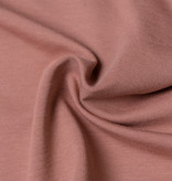 Katoenen Jersey Klei Roze