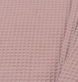 Qjutie Kids Wafelkatoen New Dusty Pink