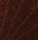 Lurex Glitter Burnt Orange
