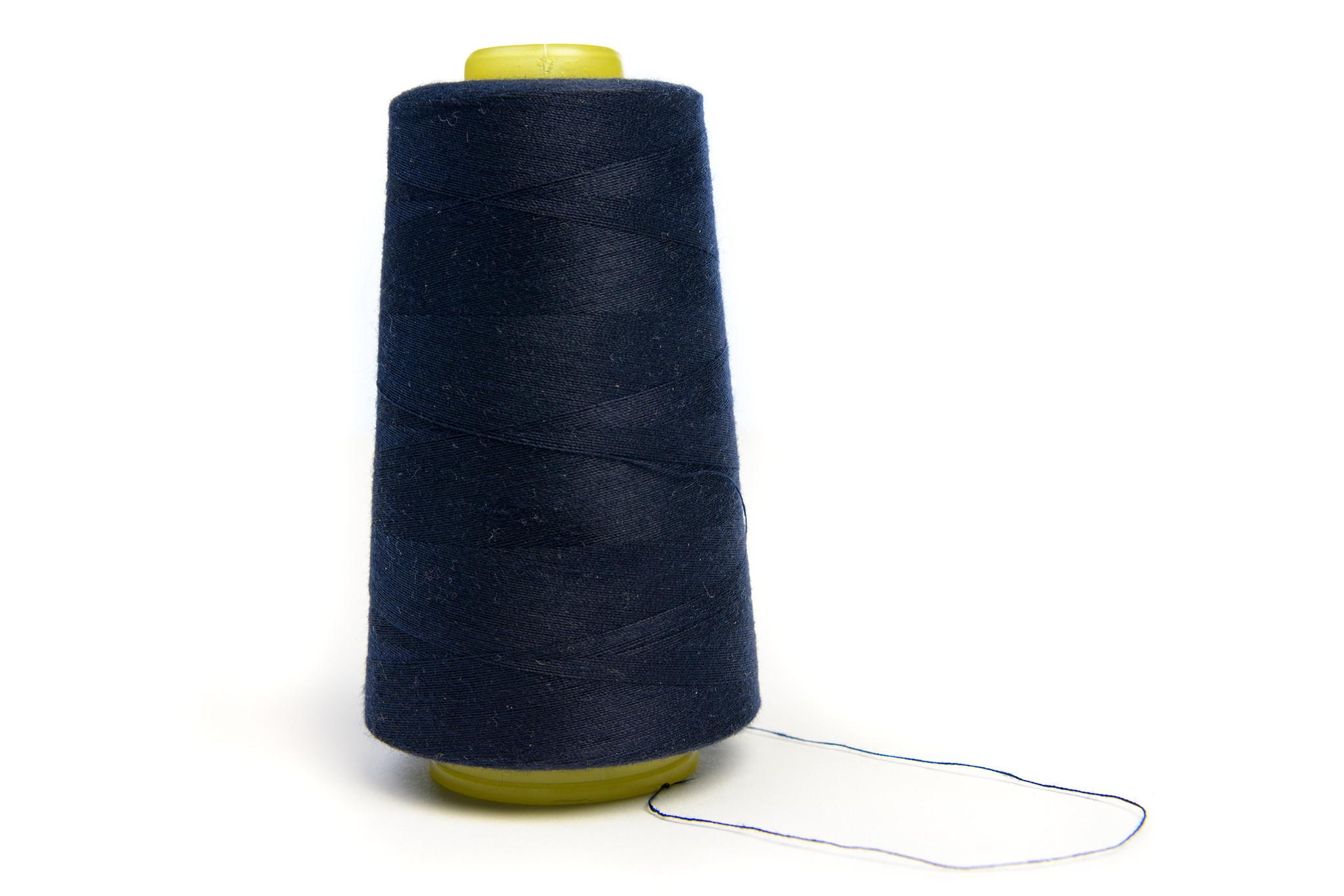 Lockgaren Donkerblauw