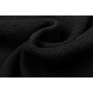Fleece Katoen Zwart
