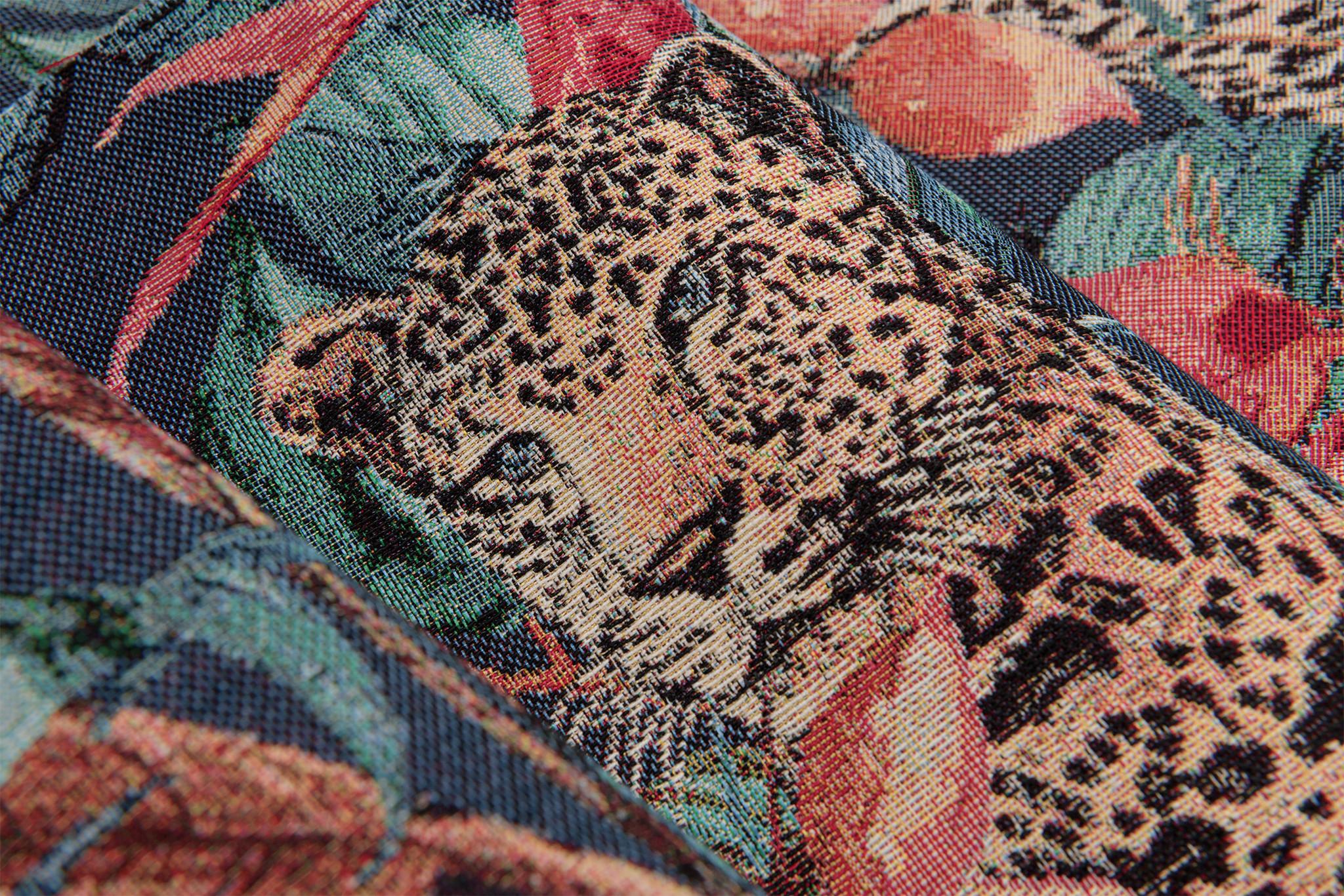 Gobelin Premium Leopard Fantasy Jungle