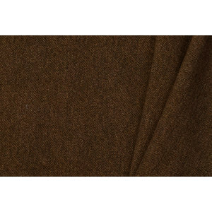 by Poppy designed for you French Terry GOTS Digital Jeans Light Brown