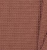 Wafel Katoen, Klei Roze