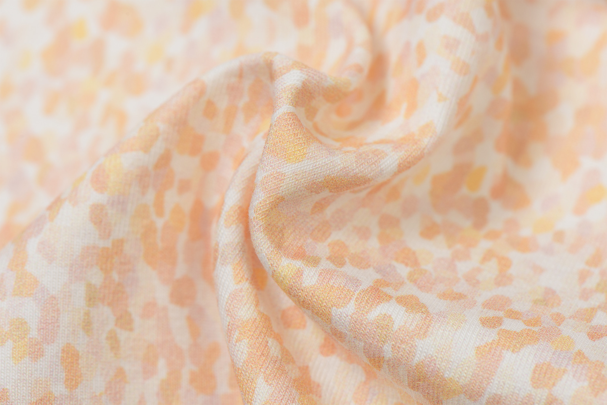 Jersey Katoen Digitale Print - Confetti Pastel