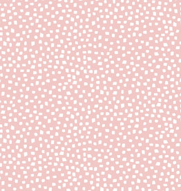 by Poppy designed for you GOTS Tricot Shapes Light Rose