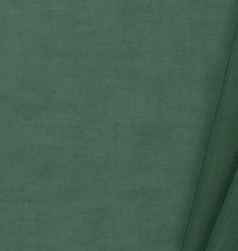 by Poppy designed for you GOTS Cotton Voile Old Green