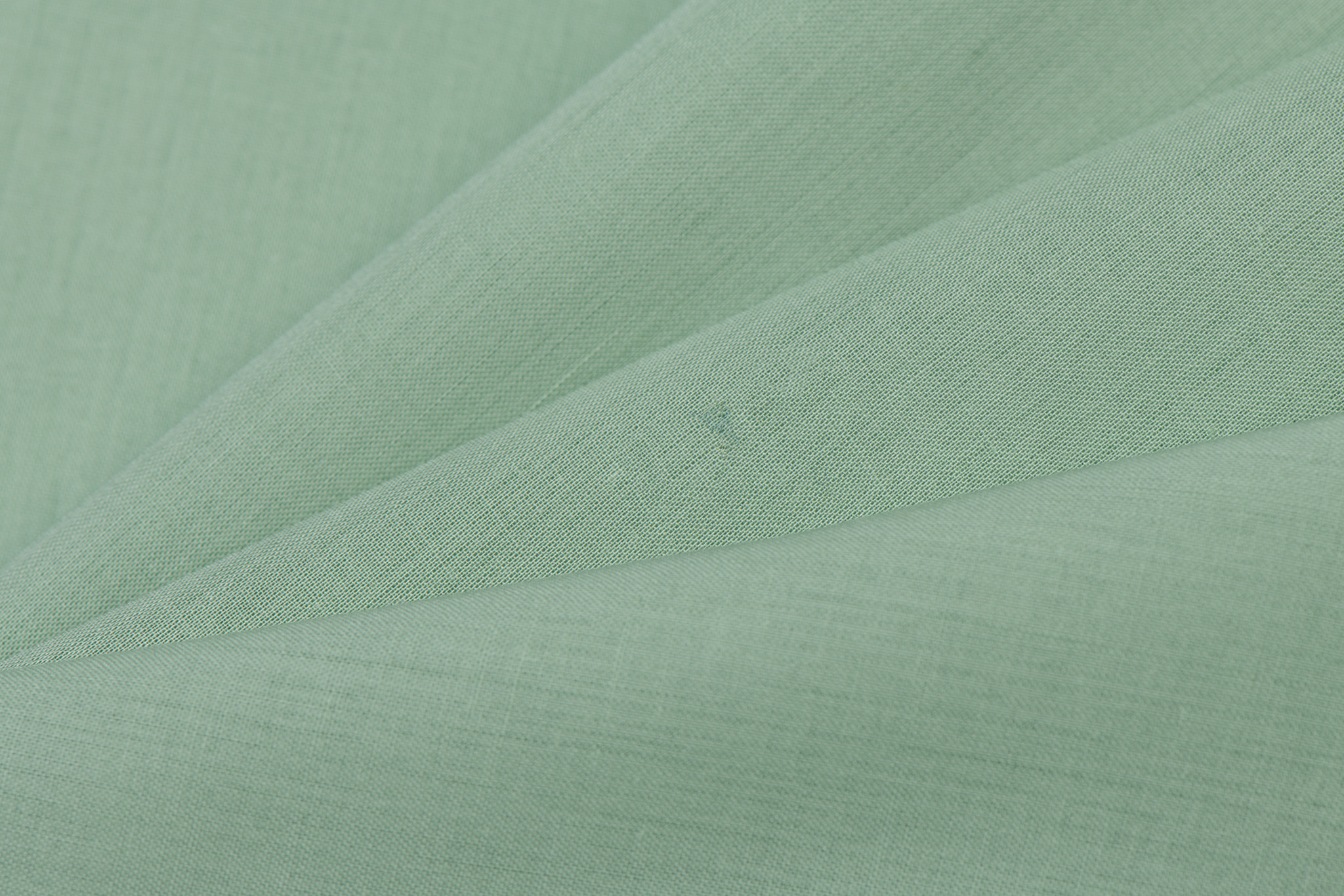 by Poppy designed for you GOTS Cotton Voile Mint