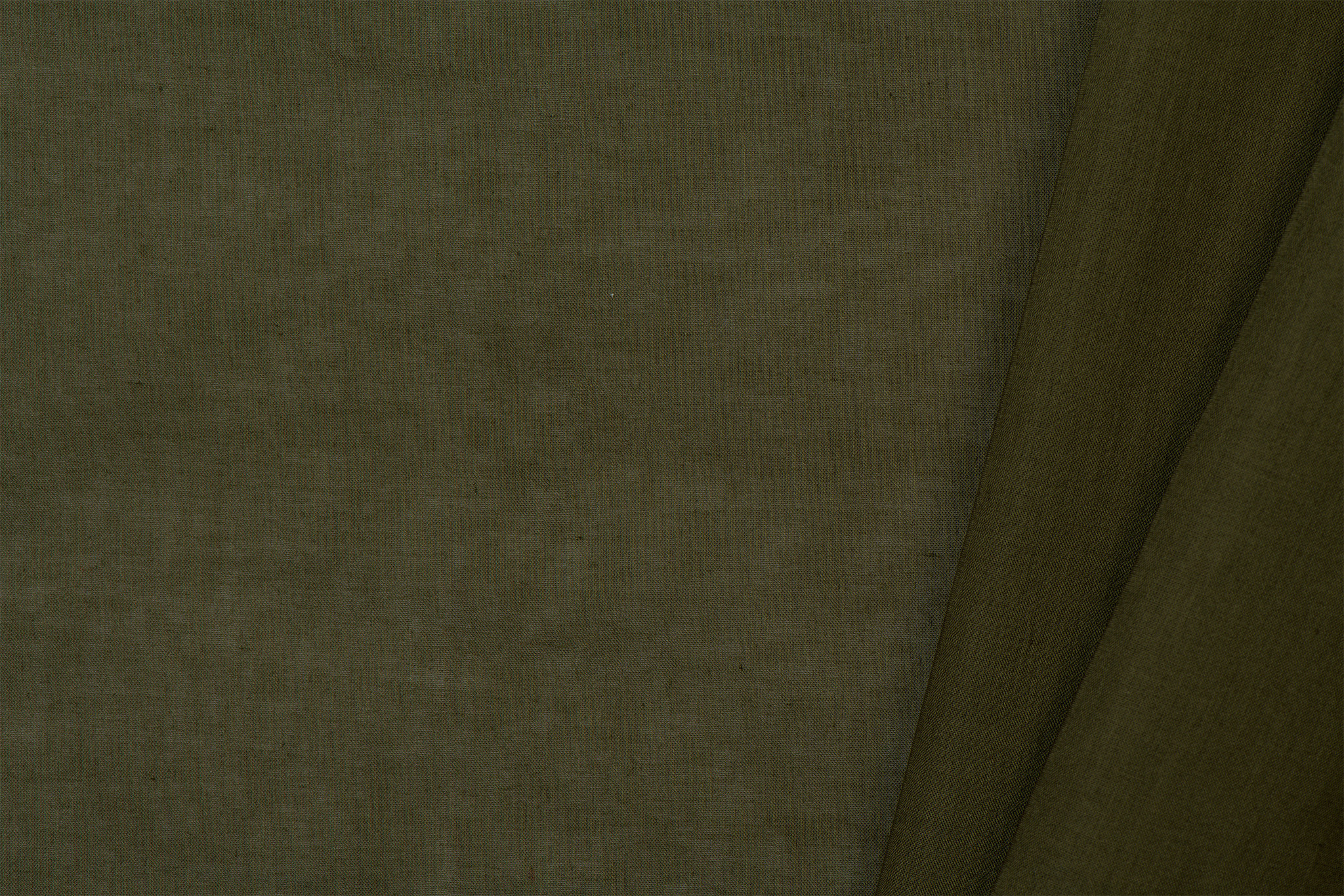 by Poppy designed for you GOTS Cotton Voile Olive