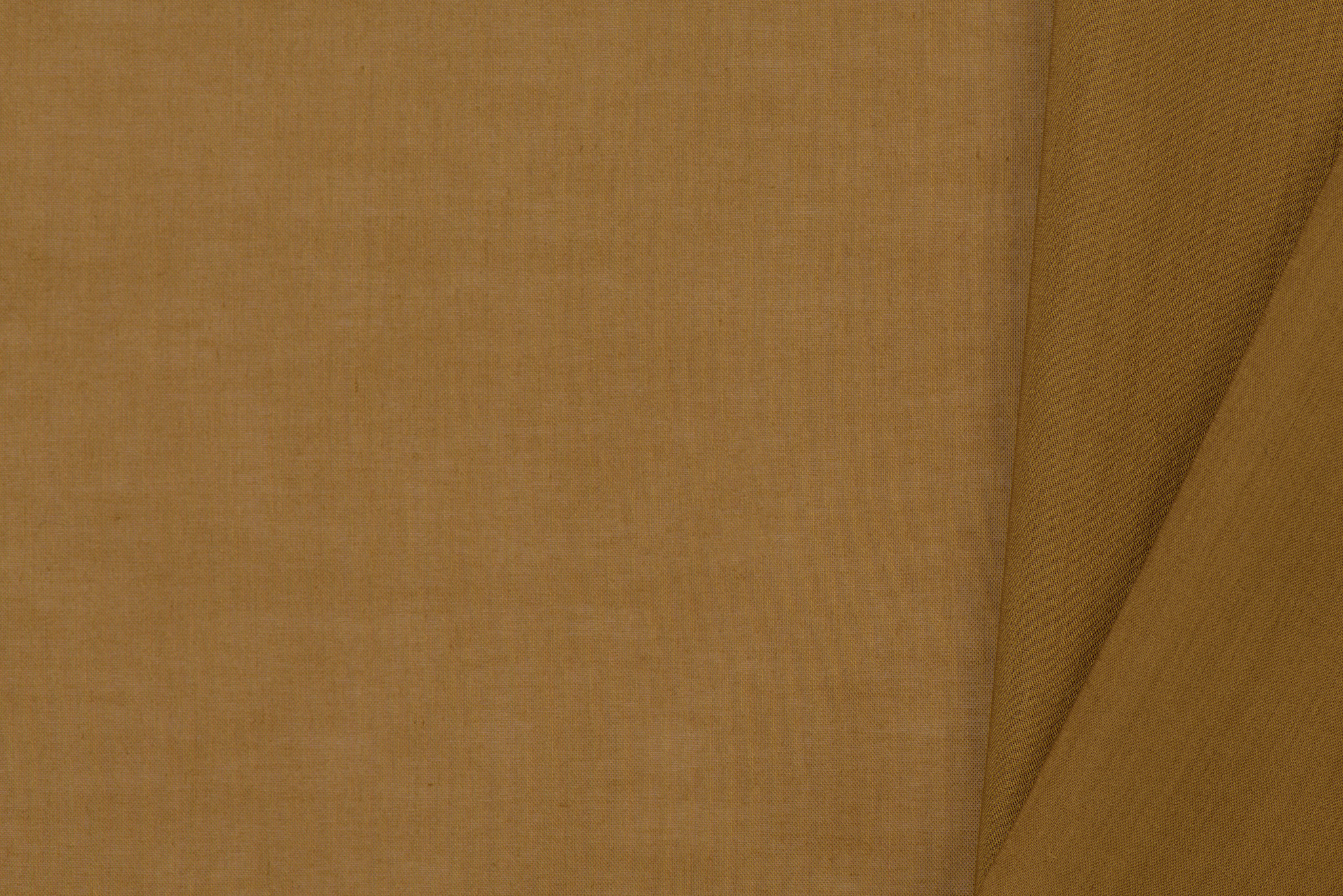 by Poppy designed for you GOTS Cotton Voile Curry